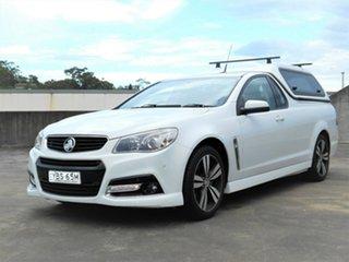 2014 Holden Ute VF MY14 SV6 Ute Storm White 6 Speed Sports Automatic Utility