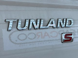 2016 Foton Tunland P201 White 5 Speed Manual Utility