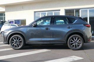 2020 Mazda CX-5 KF4WLA GT SKYACTIV-Drive i-ACTIV AWD Machine Grey 6 Speed Sports Automatic Wagon