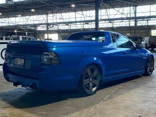 2011 Holden Ute VE II SS Thunder Blue 6 Speed Manual Utility