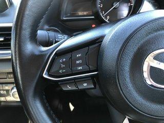 2016 Mazda 3 BN5236 SP25 SKYACTIV-MT GT Silver 6 Speed Manual Sedan