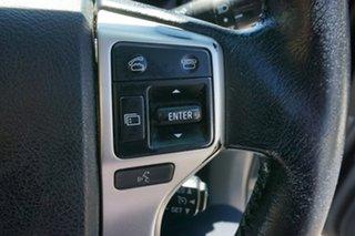 2012 Toyota Landcruiser Prado KDJ150R VX Blue 5 Speed Sports Automatic Wagon