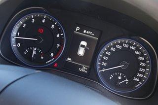 2020 Hyundai Kona Os.v4 MY21 2WD Dark Knight & Black Roof 8 Speed Constant Variable Wagon