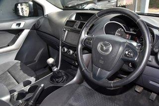 2017 Mazda BT-50 UR0YG1 XTR 4x2 Hi-Rider Bronze 6 Speed Manual Utility