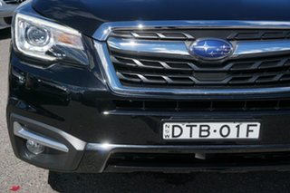 2017 Subaru Forester S4 MY17 2.5i-S CVT AWD Black 6 Speed Constant Variable Wagon