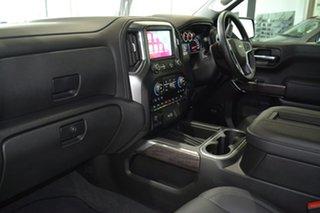 2020 Chevrolet Silverado T1 MY21 1500 Pickup Crew Cab LTZ Premium Grey 10 Speed Automatic Utility.