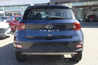 2021 Hyundai Venue QX.V3 MY21 Active Blue 6 Speed Automatic Wagon