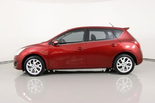 2015 Nissan Pulsar C12 ST-S Red Continuous Variable Hatchback