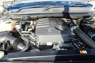 2011 Mazda BT-50 UP0YF1 XTR White 6 Speed Sports Automatic Utility