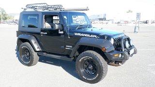 2010 Jeep Wrangler JK MY2010 Sport Black 6 Speed Manual Softtop.