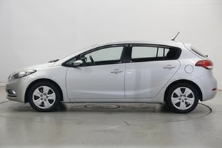 2015 Kia Cerato YD MY15 S Silky Silver 6 Speed Sports Automatic Hatchback.