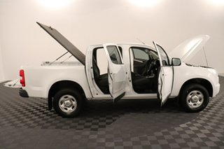 2016 Holden Colorado RG MY16 LS Crew Cab 4x2 White 6 speed Automatic Utility