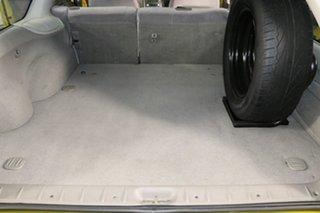 2003 Ford Falcon BA Futura (LPG) Yellow 4 Speed Auto Seq Sportshift Wagon