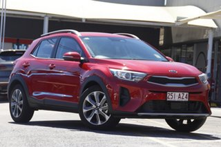 2020 Kia Stonic YB MY21 Sport FWD Signal Red 6 Speed Automatic Wagon.