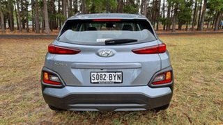 2018 Hyundai Kona OS.2 MY19 Go 2WD Grey 6 Speed Sports Automatic Wagon