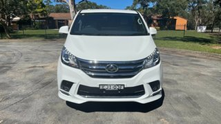 2020 LDV G10 SV7A Executive White 6 Speed Sports Automatic Wagon