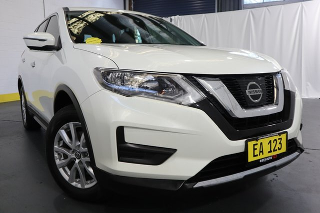 Used Nissan X-Trail T32 Series II TS X-tronic 4WD Castle Hill, 2018 Nissan X-Trail T32 Series II TS X-tronic 4WD White 7 Speed Constant Variable Wagon