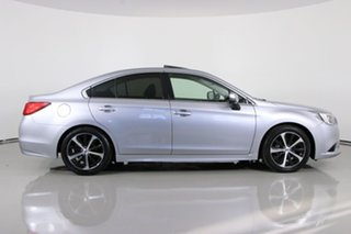 2016 Subaru Liberty MY16 2.5I Premium Silver Continuous Variable Sedan