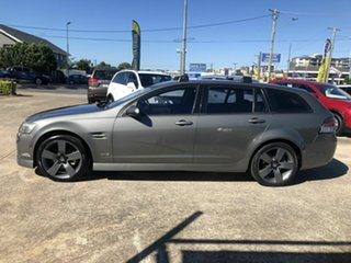2011 Holden Commodore VE II MY12 SV6 Sportwagon Grey 6 Speed Sports Automatic Wagon.