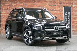 2021 Mercedes-Benz GLB-Class X247 801MY GLB250 DCT 4MATIC Cosmos Black 8 Speed.
