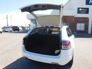 2013 Holden Commodore VE II MY12.5 Omega Sportwagon White 6 Speed Sports Automatic Wagon