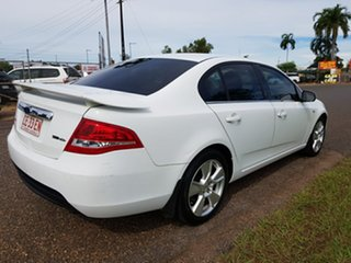 2008 Ford Falcon FG XT White 5 Speed Sports Automatic Sedan