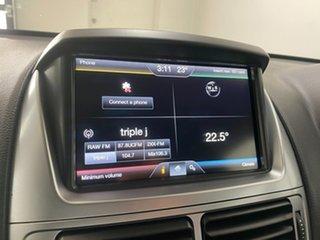 2015 Ford Falcon FG X XR6 Black 6 Speed Manual Utility