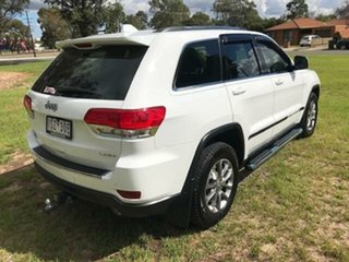 2016 Jeep Grand Cherokee WK MY15 Laredo (4x4) 8 Speed Automatic Wagon