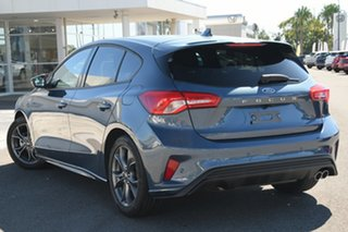 2019 Ford Focus SA 2020.25MY ST-Line Blue 8 Speed Automatic Hatchback