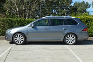 2011 Volkswagen Golf VI MY12 103TDI DSG Comfortline Grey 6 Speed Sports Automatic Dual Clutch Wagon