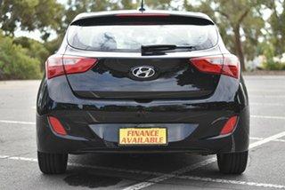 2014 Hyundai i30 GD MY14 Elite Black 6 Speed Sports Automatic Hatchback