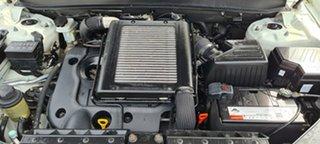 2007 Hyundai Santa Fe CM MY07 SLX White 5 Speed Sports Automatic Wagon.
