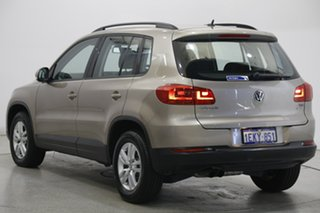 2013 Volkswagen Tiguan 5N MY14 118TSI DSG 2WD Beige 6 Speed Sports Automatic Dual Clutch Wagon