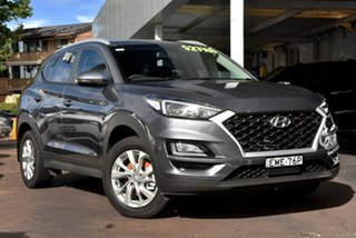 2018 Hyundai Tucson TL3 MY19 Active X 2WD Grey 6 Speed Automatic Wagon.