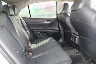 2019 Toyota Camry ASV70R SL Frosted White 6 Speed Automatic Sedan