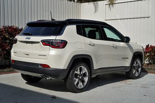 2020 Jeep Compass M6 MY20 Limited Vocal White 9 Speed Automatic Wagon
