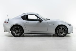 2017 Mazda MX-5 ND SKYACTIV-Drive White 6 Speed Sports Automatic Roadster