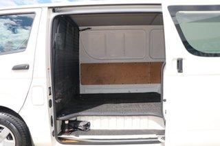 2016 Toyota HiAce TRH201R LWB French Vanilla 6 Speed Automatic Van
