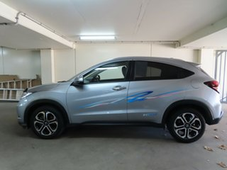 2017 Honda HR-V MY17 VTi-L Silver Continuous Variable Wagon