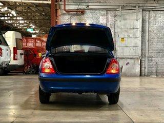2005 Hyundai Elantra XD MY05 Blue 4 Speed Automatic Sedan
