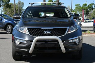 2015 Kia Sportage SL MY14 Si 2WD Black 6 Speed Sports Automatic Wagon
