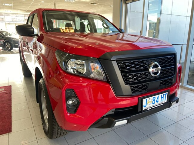 Demo Nissan Navara D23 MY21 SL 4x2 Launceston, 2020 Nissan Navara D23 MY21 SL 4x2 Burning Red 7 Speed Sports Automatic Utility