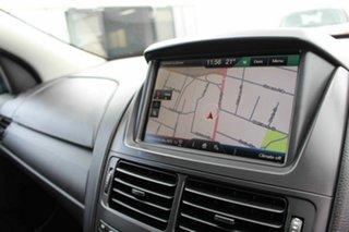 2016 Ford Falcon FG X Ute Super Cab Blue 6 Speed Sports Automatic Utility.
