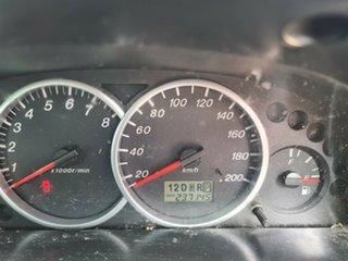2004 Mazda Tribute MY2004 Luxury Traveller Orange 4 Speed Automatic Wagon