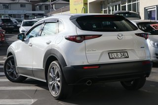 2020 Mazda CX-30 DM2WLA G25 SKYACTIV-Drive Touring Snowflake White Pearl 6 Speed Sports Automatic.