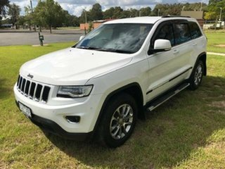 2016 Jeep Grand Cherokee WK MY15 Laredo (4x4) 8 Speed Automatic Wagon.