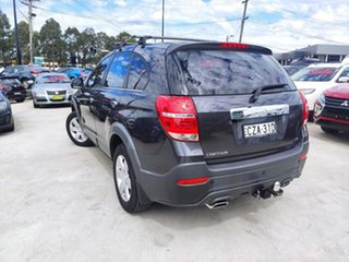 2014 Holden Captiva CG MY14 7 LS Grey 6 Speed Sports Automatic Wagon.