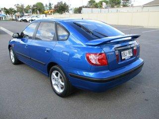 2004 Hyundai Elantra XD MY04 Elite White 4 Speed Automatic Hatchback