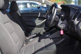 2018 Kia Cerato YD MY18 Sport White 6 Speed Sports Automatic Hatchback