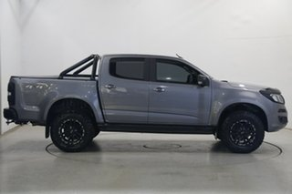 2017 Holden Colorado RG MY18 LTZ Pickup Crew Cab Grey 6 Speed Sports Automatic Utility